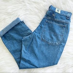 Vintage Lee Riders High Rise Mom Jeans